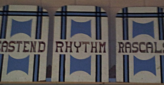Rhythm Rascal Sign