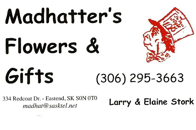 Madhatter's Flowers & Gifts